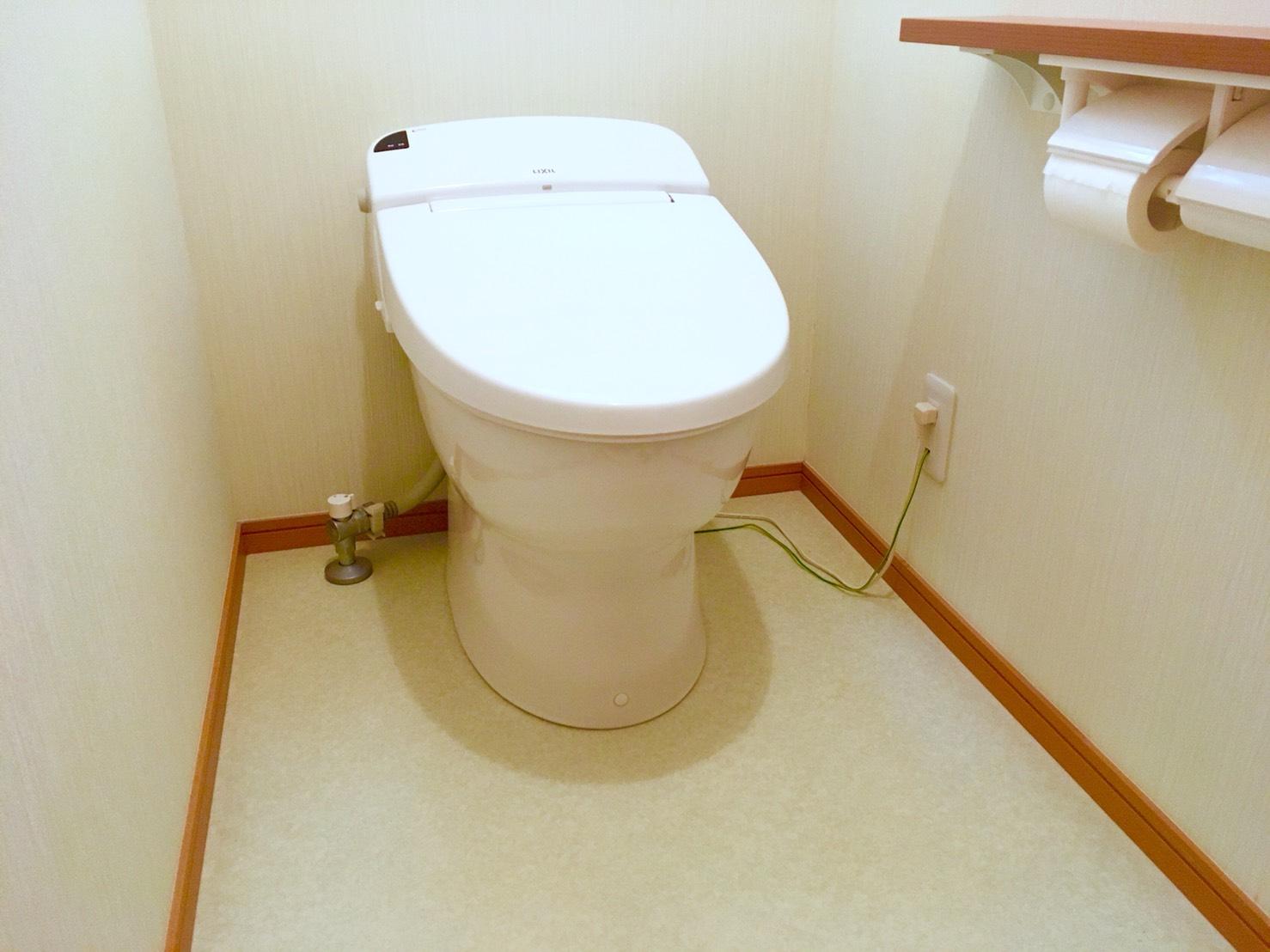 トイレの床の選び方 掃除がしやすくおしゃれなトイレ になる床選び Misako Note